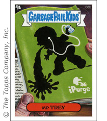MP Trey card