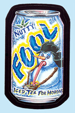 'Fool Iced Tea'