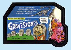 'Gravestones'
